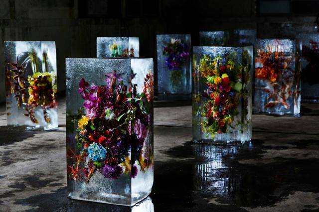 Azuma Makoto Iced Flowers Large View