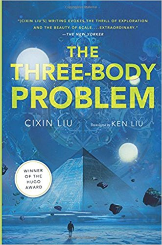 The Three Body-Problem by Cixin Liu